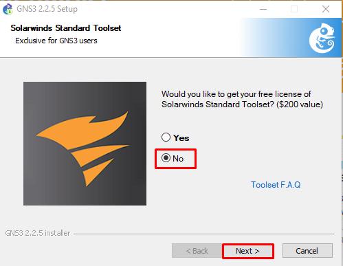 Solaewinds standart toolset