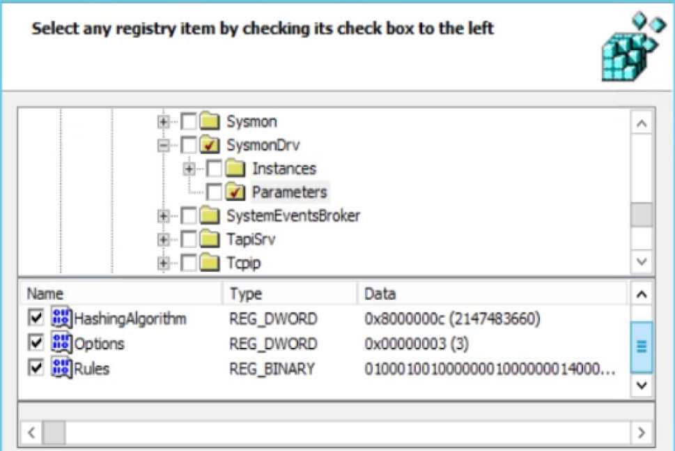 Registry Browser