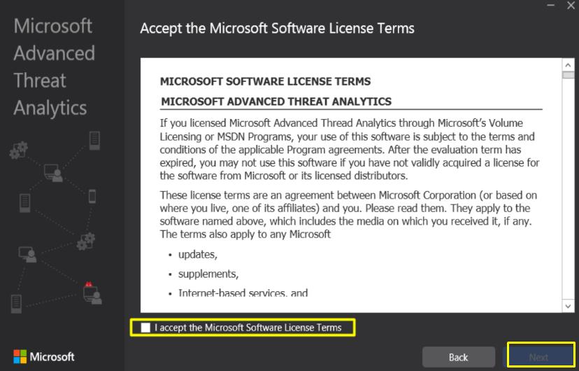 ATA license terms