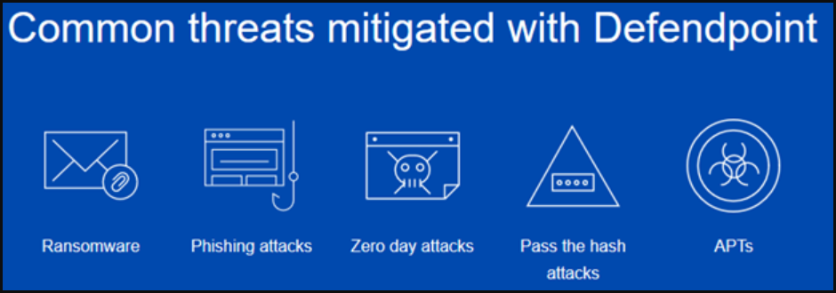 Common Threats Mitigated with Defendpoint