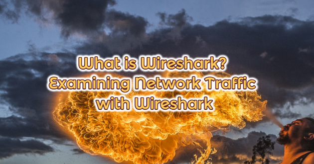 What is Wireshark? Examining Network Traffic with Wireshark