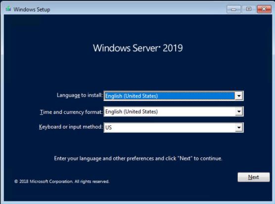 Windows loading screen